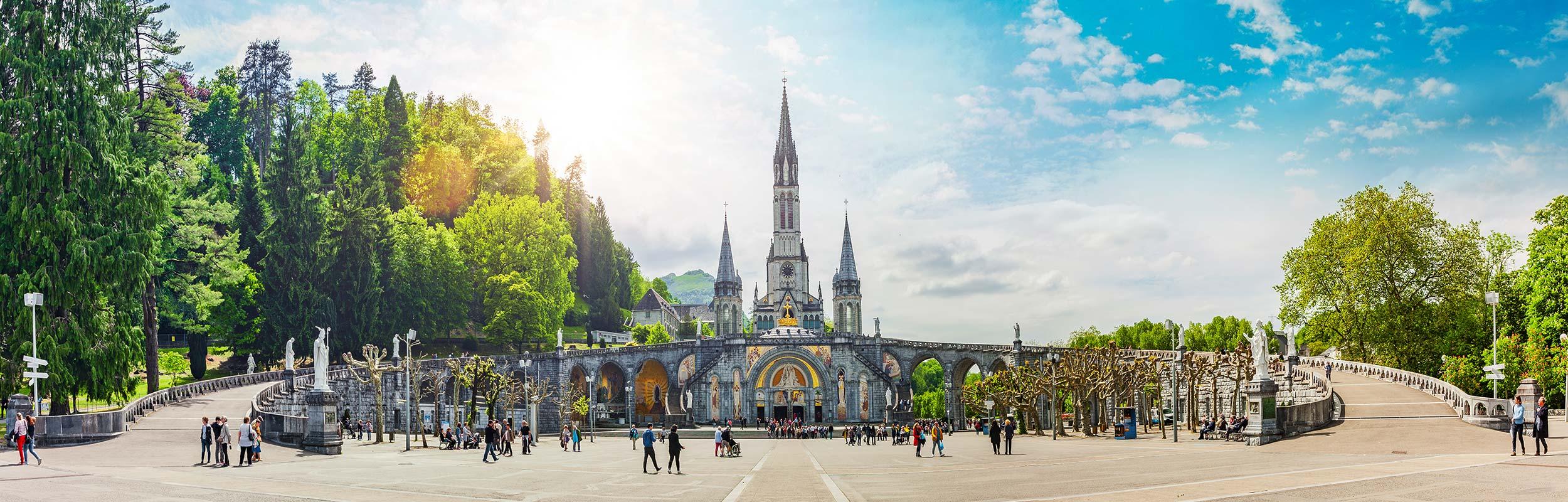 Wallfahrtskirche Lourdes