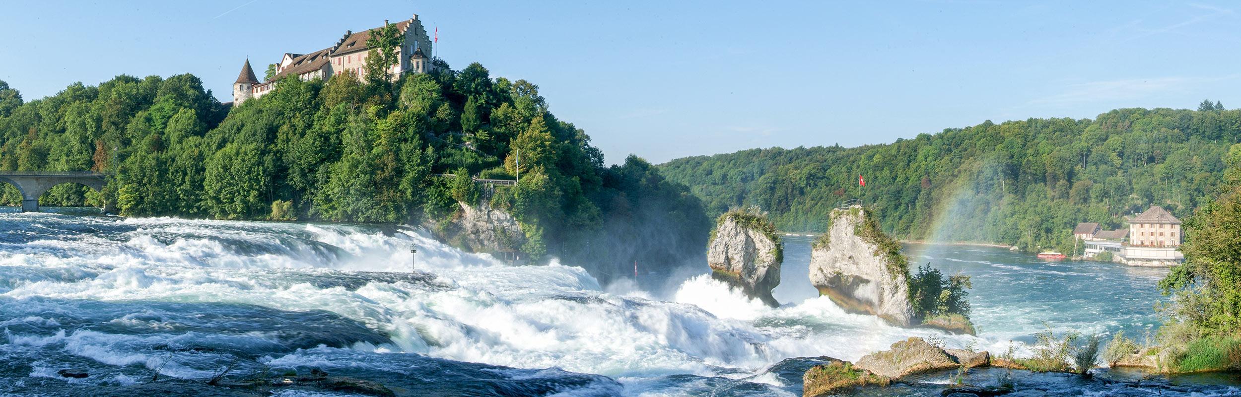 Rheinfall in Neuhausen