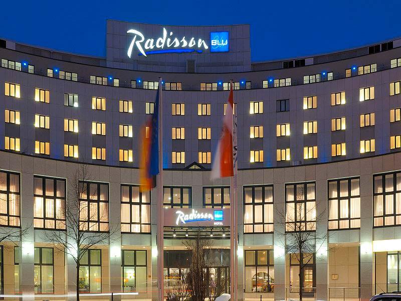 Hotel Radisson Blu Cottbus Deutschland